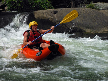 harpers ferry white water kayaking