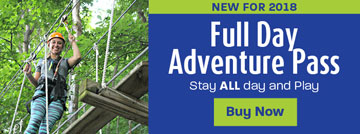 Full Day Adventure Park Passes